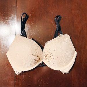 Victoria secret extra push up bra
